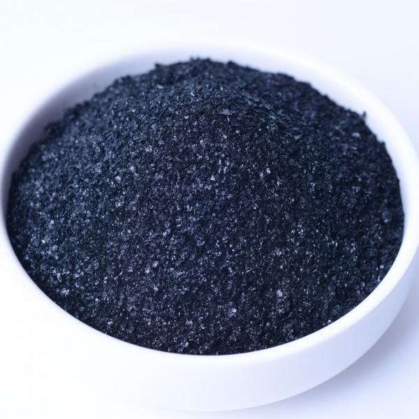 Humic Acid 100% Water Soluble Organic Fertilizer / Granular / Flakes